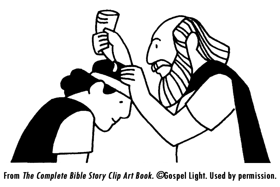 Holiday Coloring Pages David And Mephibosheth Page Samuel Annoints Mission Bible Class