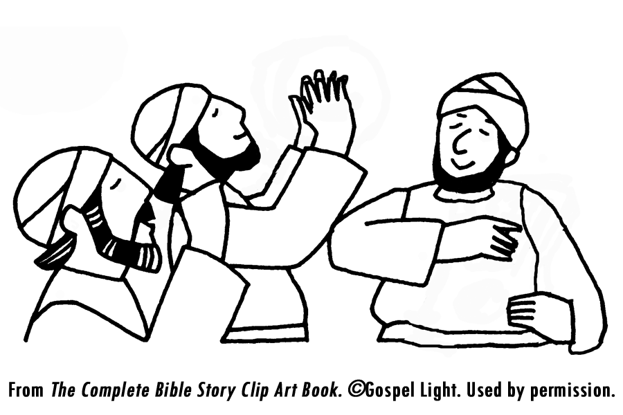 jehoshaphat bible coloring pages - photo#5
