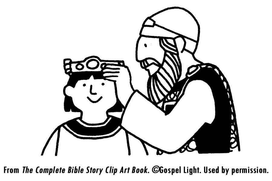 bible coloring pages joash - photo#12