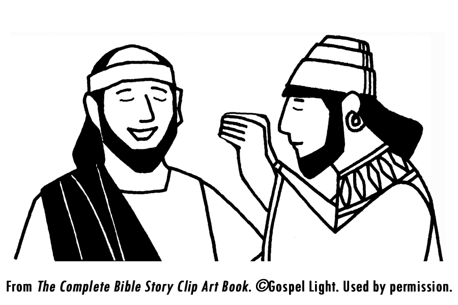 hezekiahs prayer for healing coloring pages | Isaiah Helps King Hezekiah Pray | Mission Bible Class
