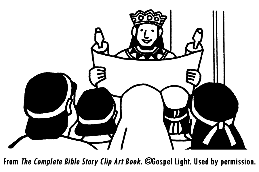Josiah Bible Story Coloring Pages http://missionbibleclass.org/old-testament-stories/old-testament-part-2/kingdom-ends-captivity-return-prophets/king-josiah/