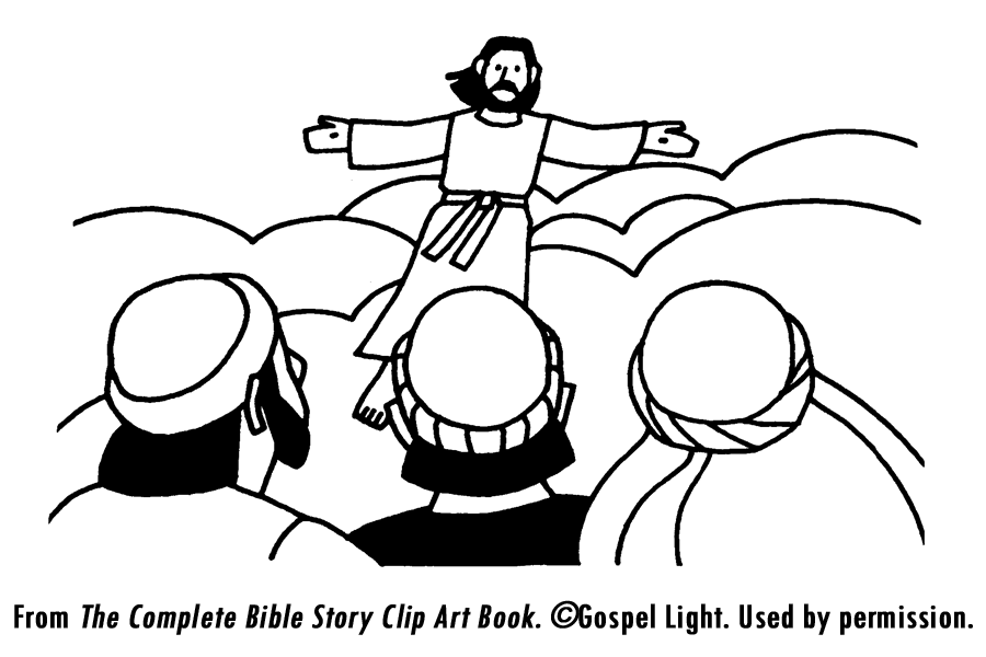 e01_great commission and ascension of jesus mission bible class