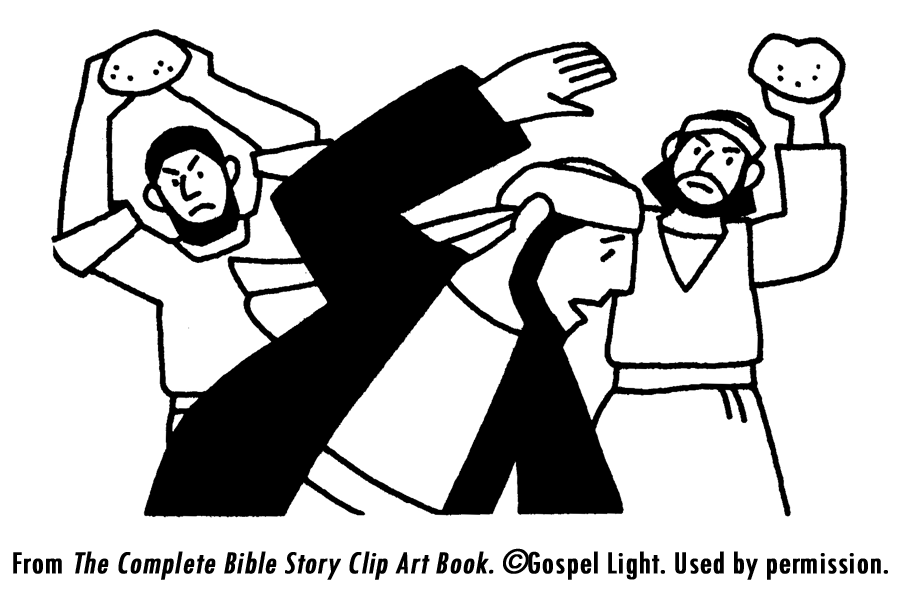 The Stoning of Stephen Mission Bible Class