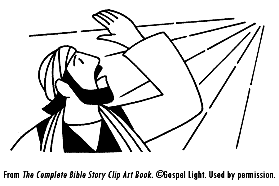 saul on the road to damascus coloring page - saul paul becomes a christian mission bible class
