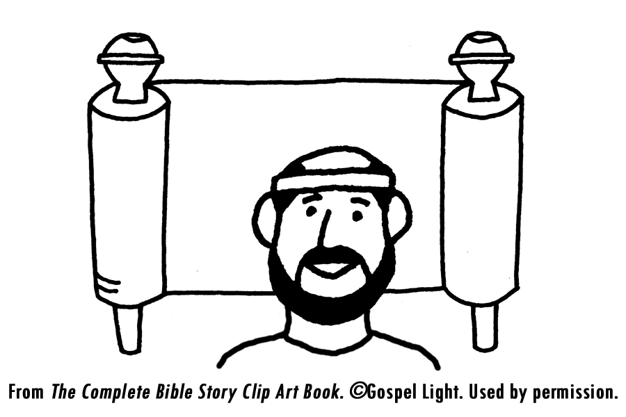 Jeremiah and the Scroll | Mission Bible Class