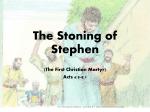 Stoning of Steven_Cover