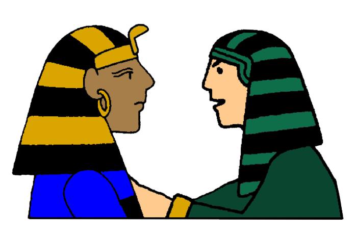 11 Joseph In Egypt