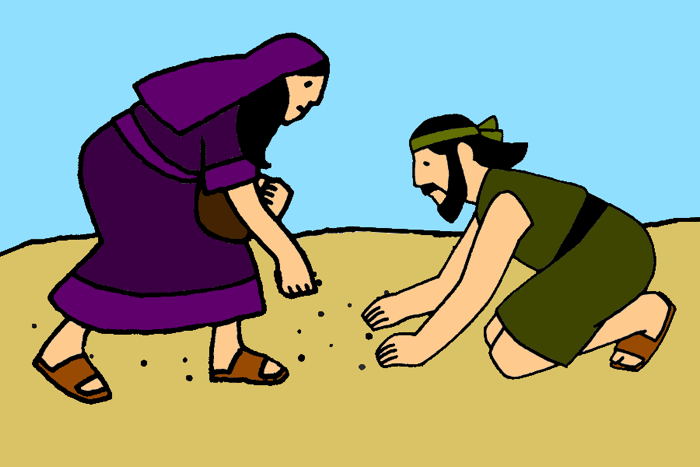 God Provides Manna and Quail | Mission Bible Class