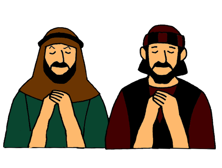 Bible Clip Art of Pharisees