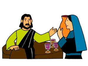 Miracle at cana bible study