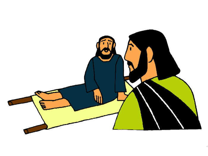 clipart of jesus healing - photo #19