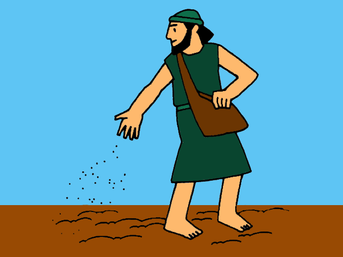 Parable of a Sower and Seeds – Mission Bible Class