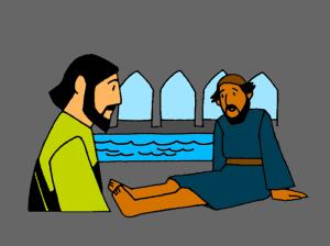 3_Jesus Heals Man By Pool
