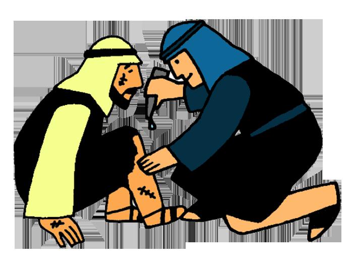 Parable Of The Good Samaritan on Sunday School Creation Sun Moon And Stars