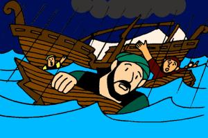 Paul Survives A Shipwreck 4 Pauls Scripture