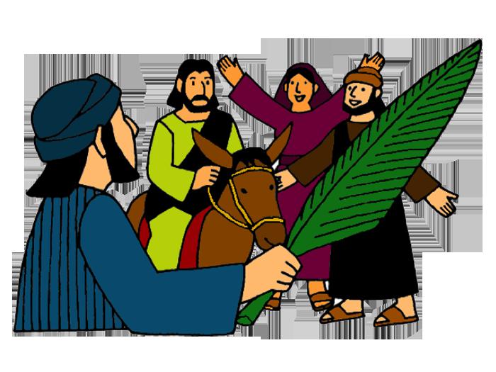 triumphal entry mission bible class