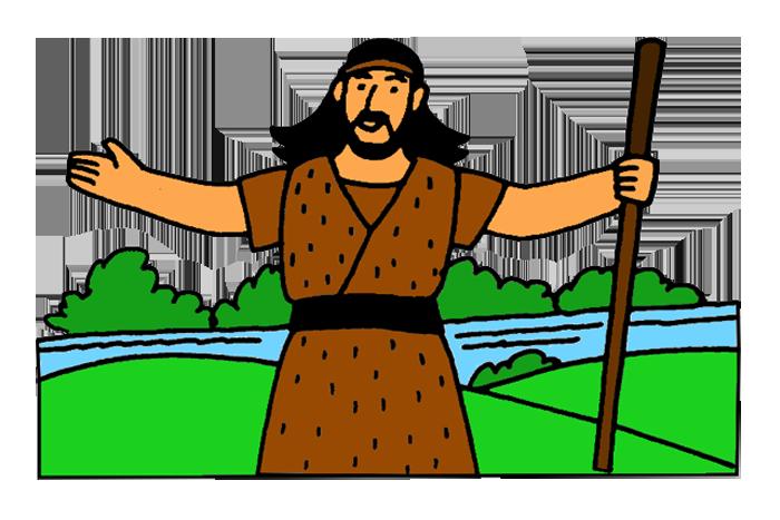6 John The Baptist Scripture