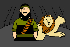 8_Daniel and Lions