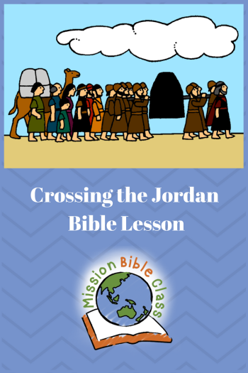 Crossing the Jordan – Mission Bible Class