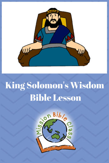King Solomon_s Wisdom Pin