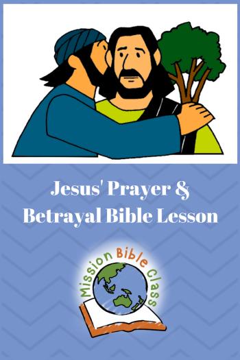Night of Betrayal and Prayer – Mission Bible Class