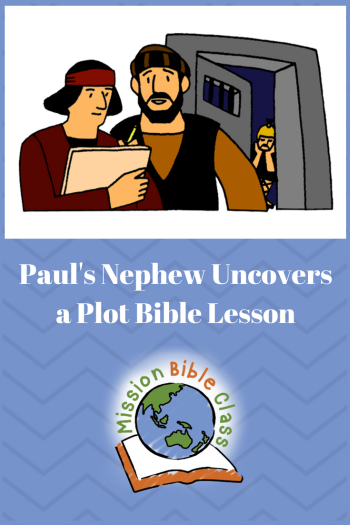 Paul_s Nephew Uncovers a Plot Pin