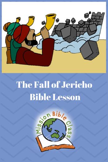 fall of jericho mission bible class