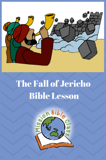 The Fall of Jericho Pin