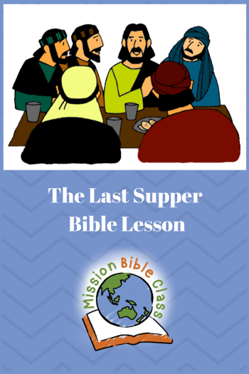 The Last Supper Pin