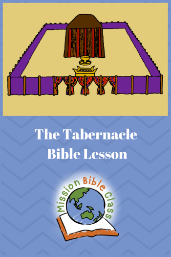 The Tabernacle Pin